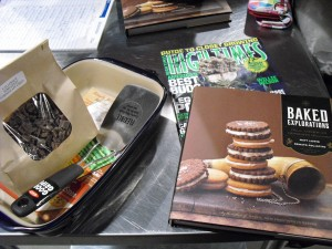 Baked Explorations, a Stone Casserole, Chocolate, High Times Magazine